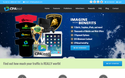 CPABuild Review - CPA Network | ADSWikia