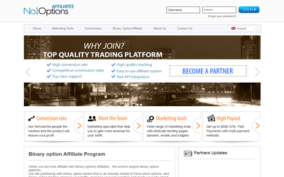 Binary option cpa