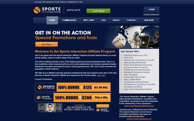 Sports Betting Affiliate Programs