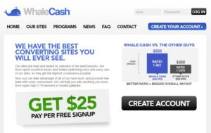 WhaleCash Review - Adult PPS Network   ADSWikia