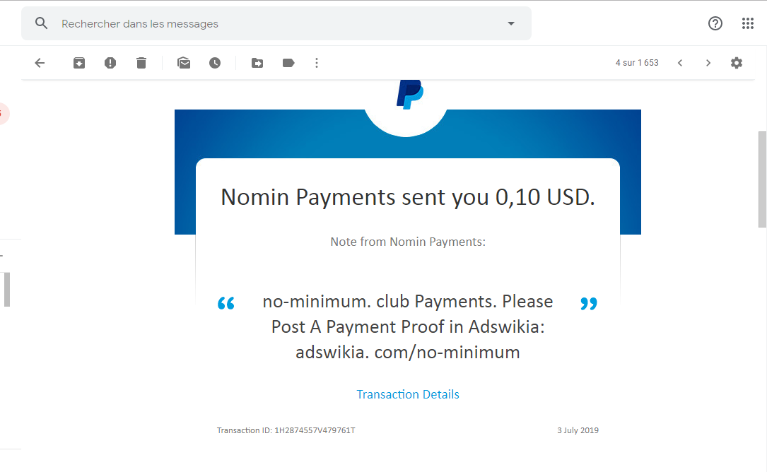 No Minimum Review - PTP Network | ADSWikia